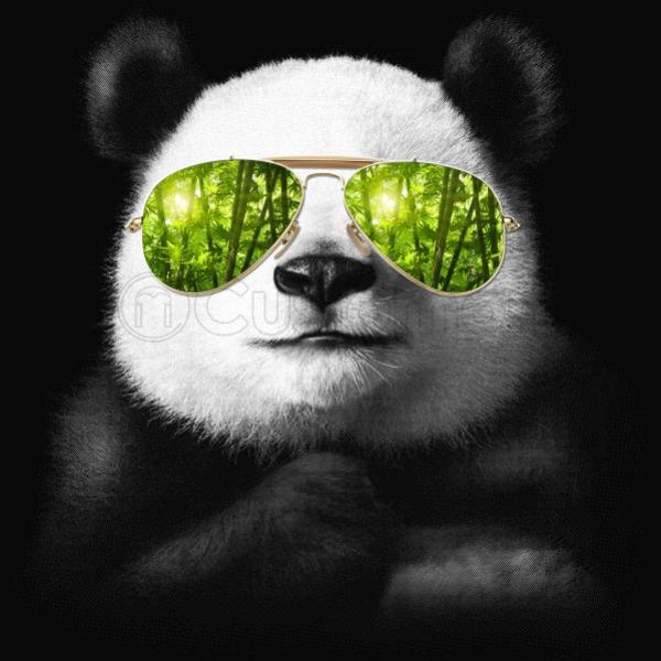 Cool Panda Thong