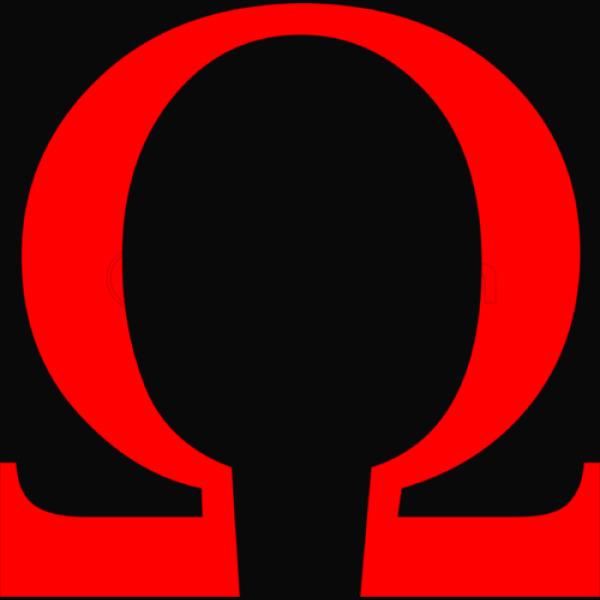 God Of War Omega Symbol Thong Customon