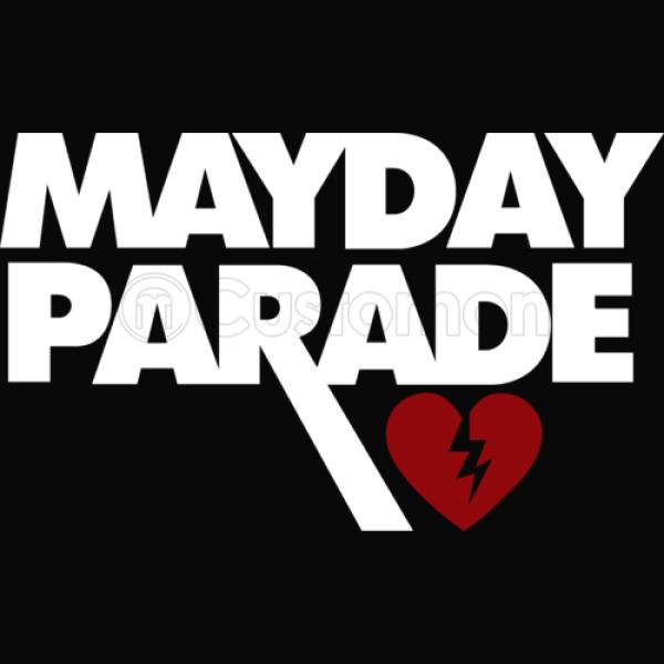 Mayday Parade Heart Retro Trucker Hat Customon