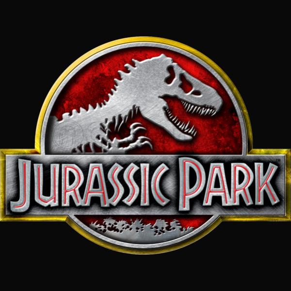 Beautiful Jurassic Park Logo Apron | Customon.com VL54