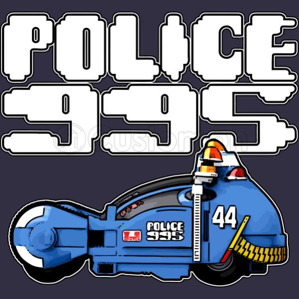 Blade Runner Spinner Police Car Deformed Men S T Shirt
