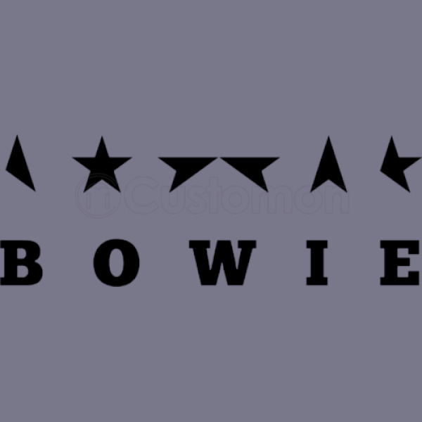 David Bowie Blackstar Knit Pom Cap Customon