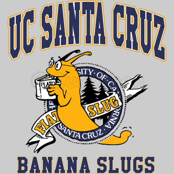 UC Santa Cruz Banana Slugs Crewneck Sweatshirt | Customon.com