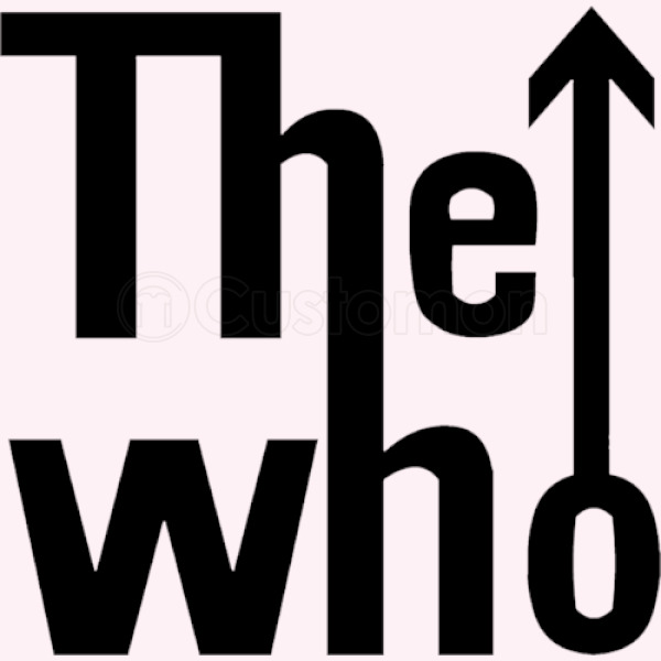 the who band logo pantie customon com rh customon com the eagles band logo the tide band logo