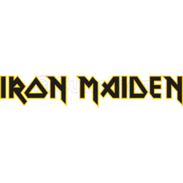 Iron Maiden Logo Travel Mug