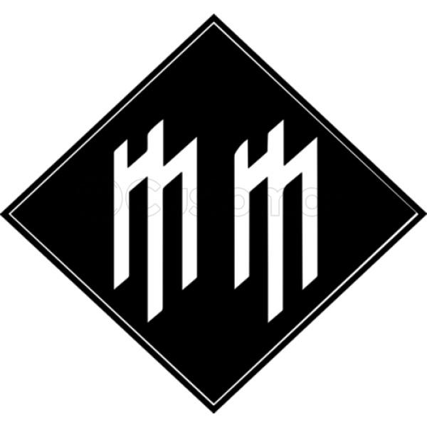 Marilyn Manson Logo 1 Kids Sweatshirt Customon