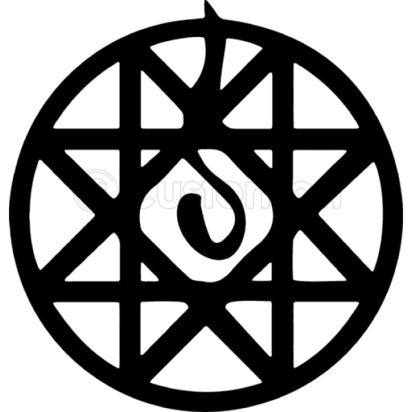Fullmetal Alchemist Symbol Apron Customon