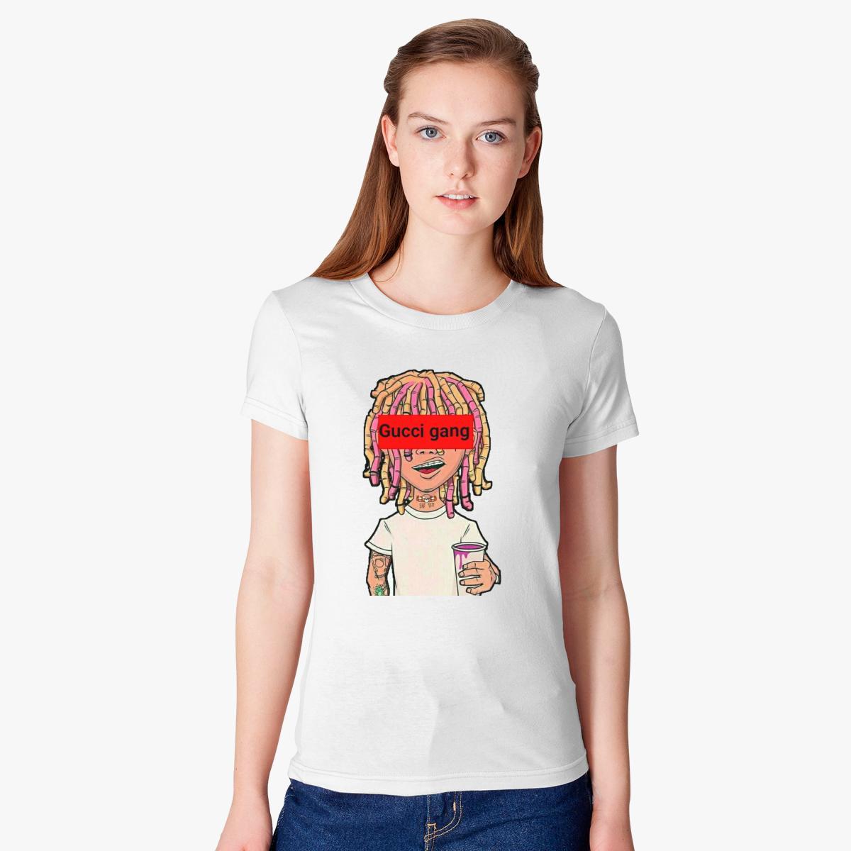 abadabc1ff3b Gucci T Shirt Womens White