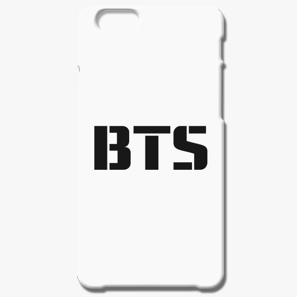 BTS Wordmark iPhone 6/6S Case