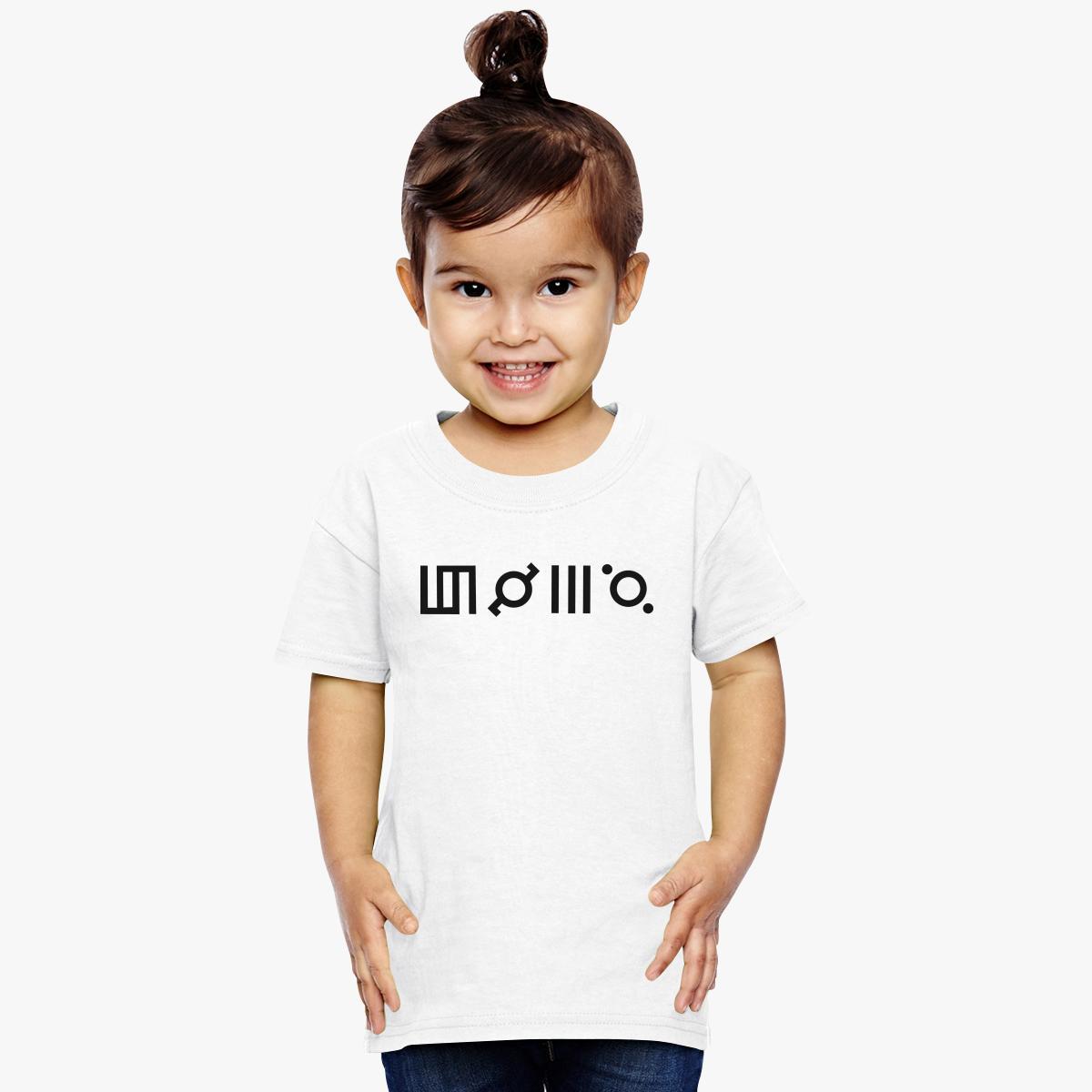 30 Seconds To Mars Symbol Toddler T Shirt Customon