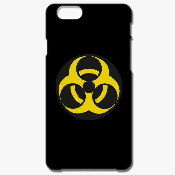 Biohazard Symbol Iphone 66s Plus Case Customon