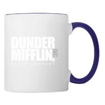 the office coffee mug. dunder mifflin - the office coffee mug