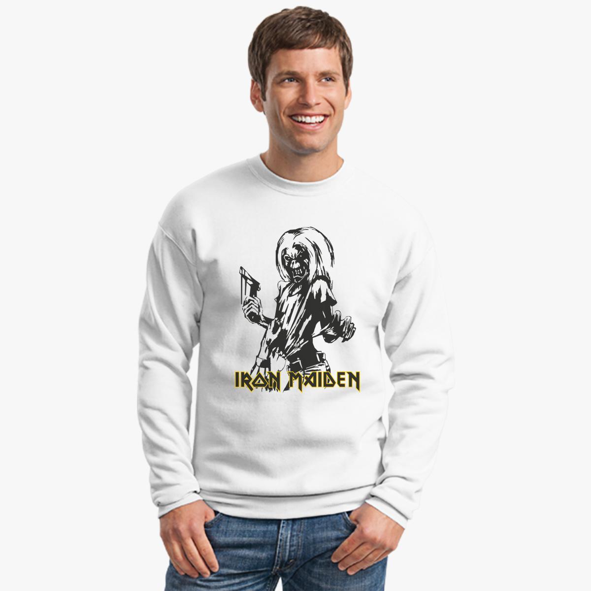 Iron Maiden Crewneck Sweatshirt | Customon.com