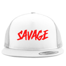 Savage Martinez Twins Trucker Hat (Embroidered) - Customon.com bfaedd638574