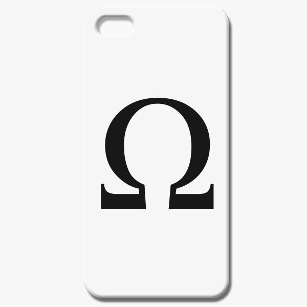 God Of War Omega Symbol Iphone 5c Case Customon