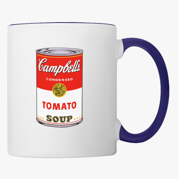 Andy warhol campbell\'s soup Coffee Mug | Customon.com