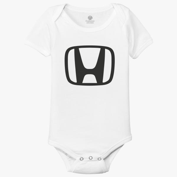 Honda Logo Baby Onesies Customon Com