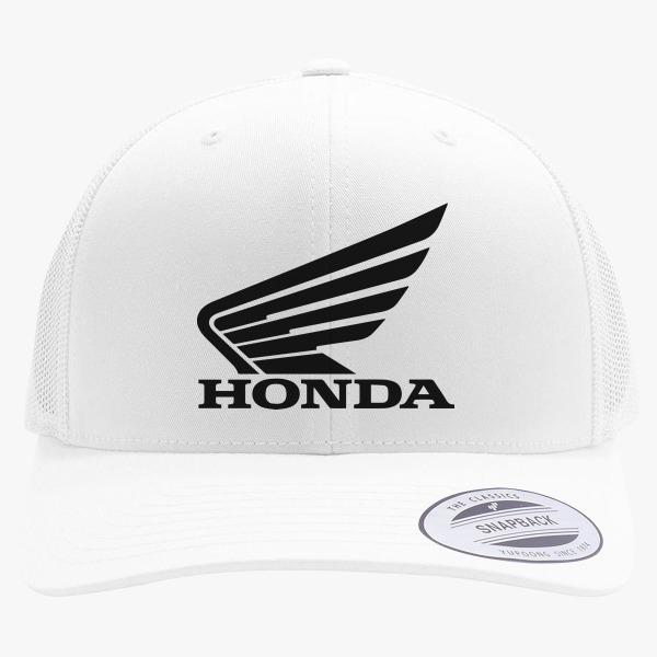 Honda Logo Retro Trucker Hat