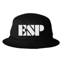 ESP Guitars Bucket Hat - Customon.com 3658de696ad