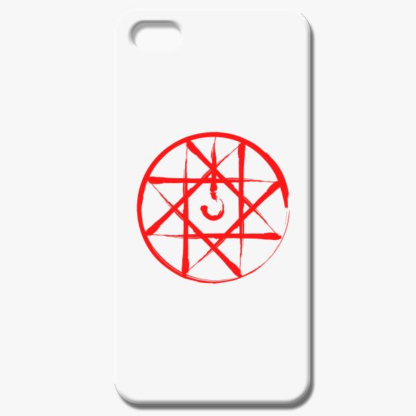 Fullmetal Alchemist Symbol Iphone 5c Case Customon