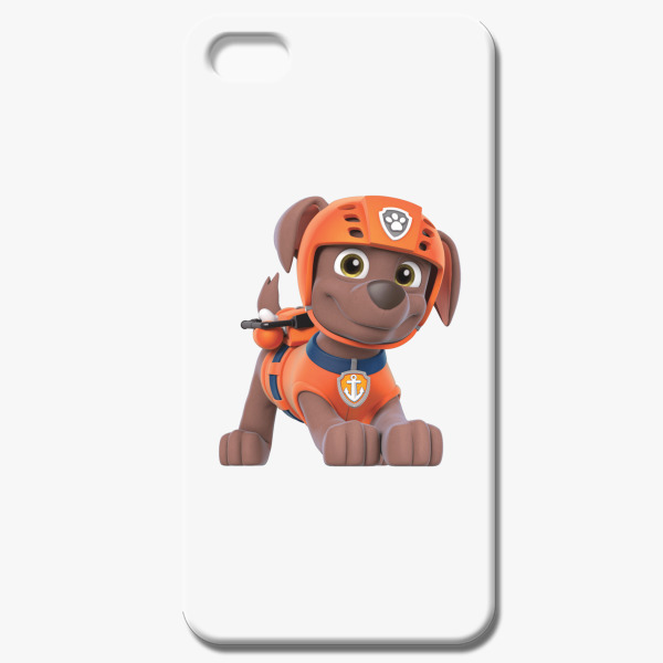 Zuma Paw Patrol IPhone 5C Case