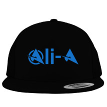 073b68fc2aa Ali-a logo Trucker Hat (Embroidered) - Customon.com