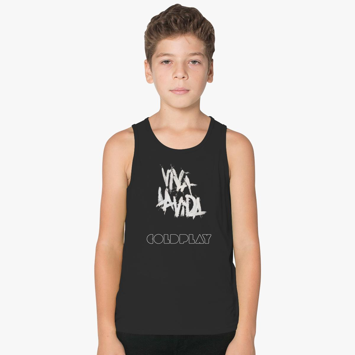 Printed Racerback Top - Cotton 103 by VIDA VIDA