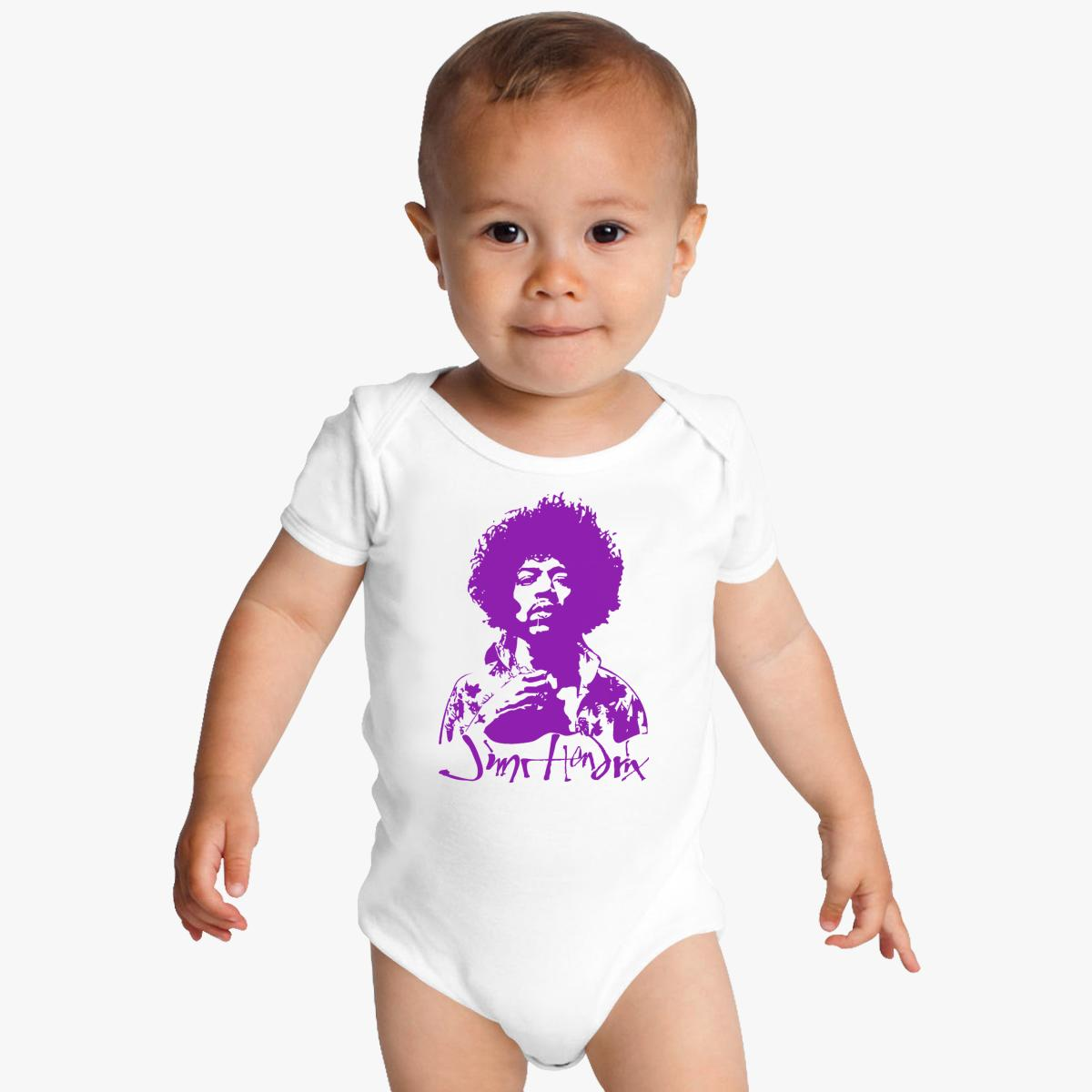 Jimi Hendrix Baby Onesies Customon Com