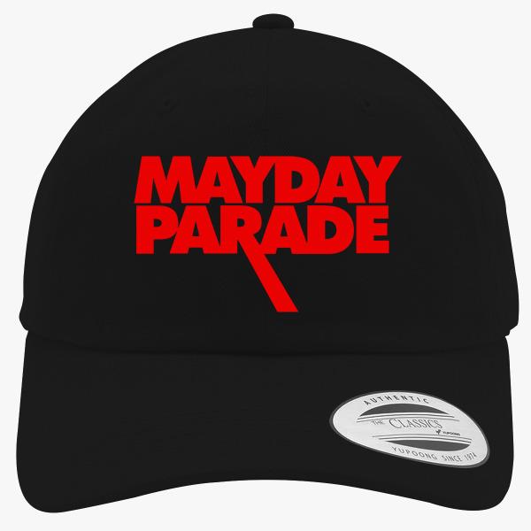 Mayday Parade Logo Cotton Twill Hat Customon