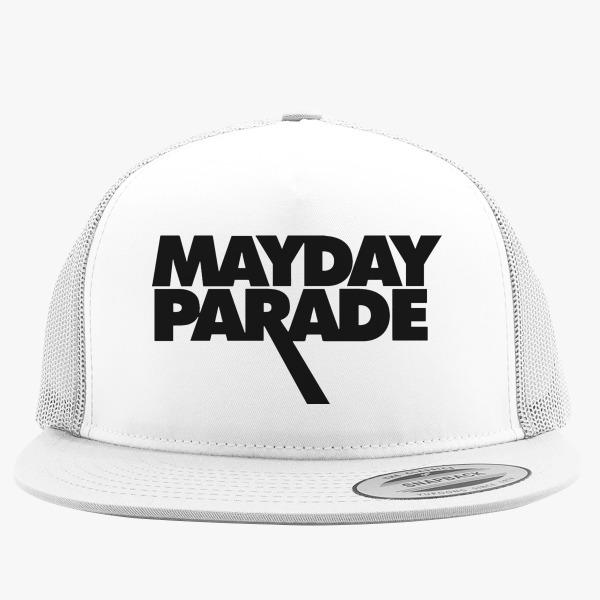 Mayday Parade Logo Trucker Hat Customon