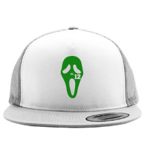 Scary Terry Trucker Hat (Embroidered) - Customon.com 18596798efc6