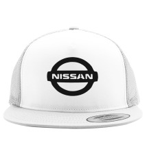 0b4dbecd179 Nissan Trucker Hat (Embroidered) - Customon.com