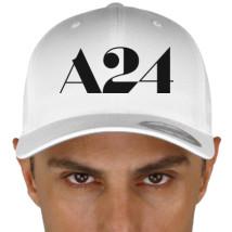 73ed284fe43 A24 Logo Baseball Cap - Customon.com