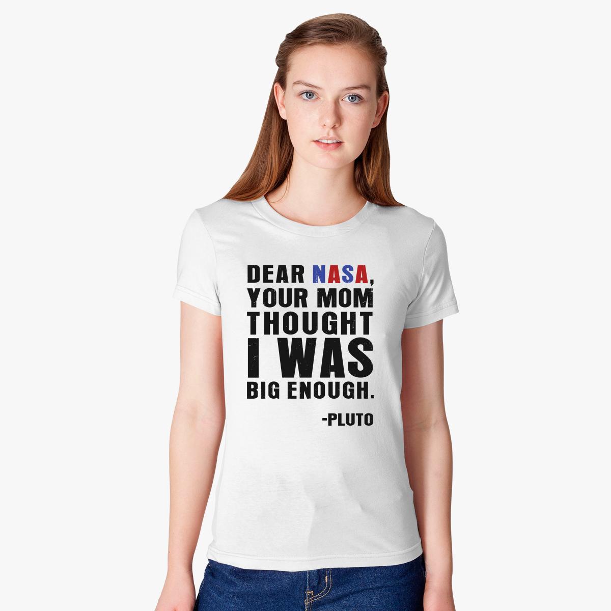 655ef2978a Nasa T Shirt American Apparel - DREAMWORKS