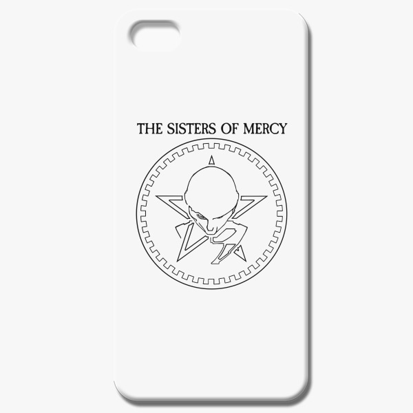 The Sisters Of Mercy Iphone 55s Case Customon