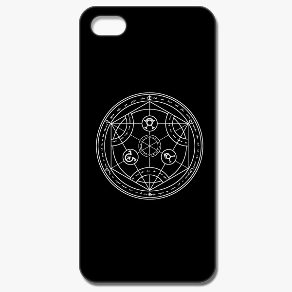 Anime Fullmetal Alchemist Brotherhood Symbol Iphone 5c Case