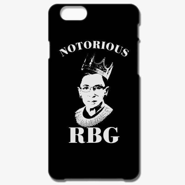 notorious rbg iphone 6 6s case customon com