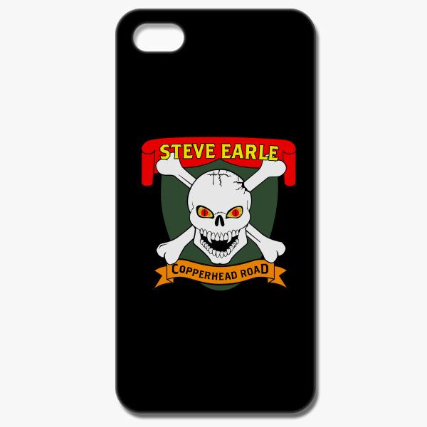 steve earle copperhead custom iphone 5c case customon com