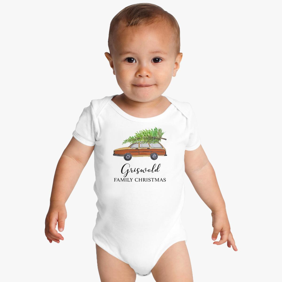 Christmas Vacation Griswold Family Christmas Baby Onesies Customon Com