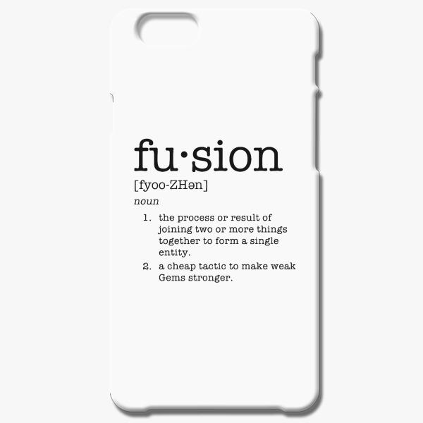 Fusion Definition IPhone 6/6S Plus Case