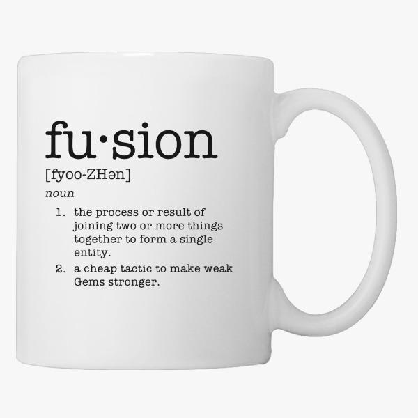 Fusion Definition Coffee Mug