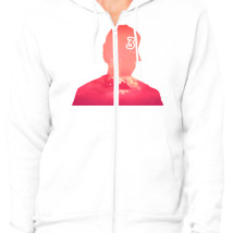 Chance The Rapper Coloring Book Art Unisex Zip Up Hoodie