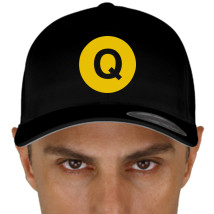9b63022d86b Omega Psi Phi Q train logo Baseball Cap (Embroidered) - Customon.com