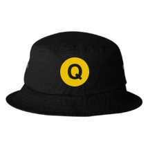 729a4ad9cba Omega Psi Phi Q train logo Bucket Hat (Embroidered) - Customon.com