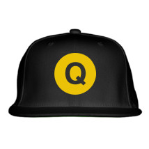 d37beffa70c Omega Psi Phi Q train logo Snapback Hat (Embroidered) - Customon.com