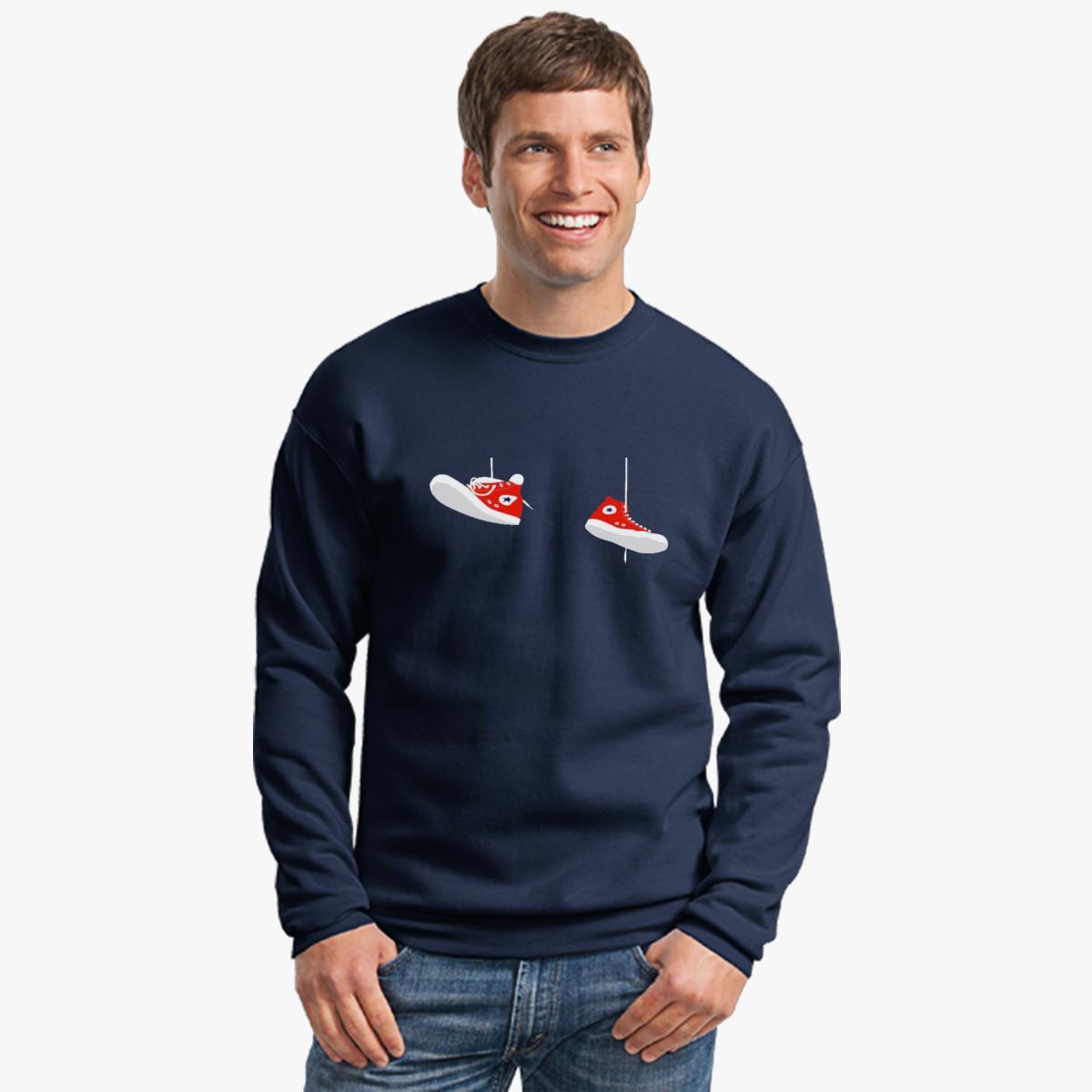 converse crew sweatshirt