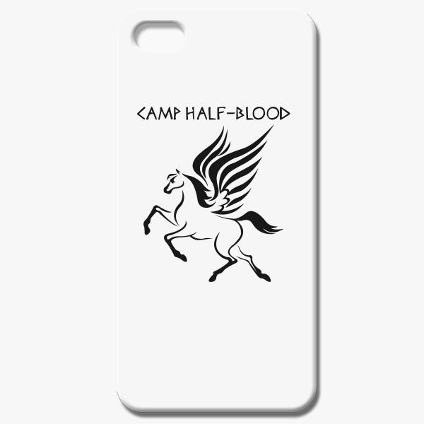 Camp Half Blood Iphone 55s Case Customon