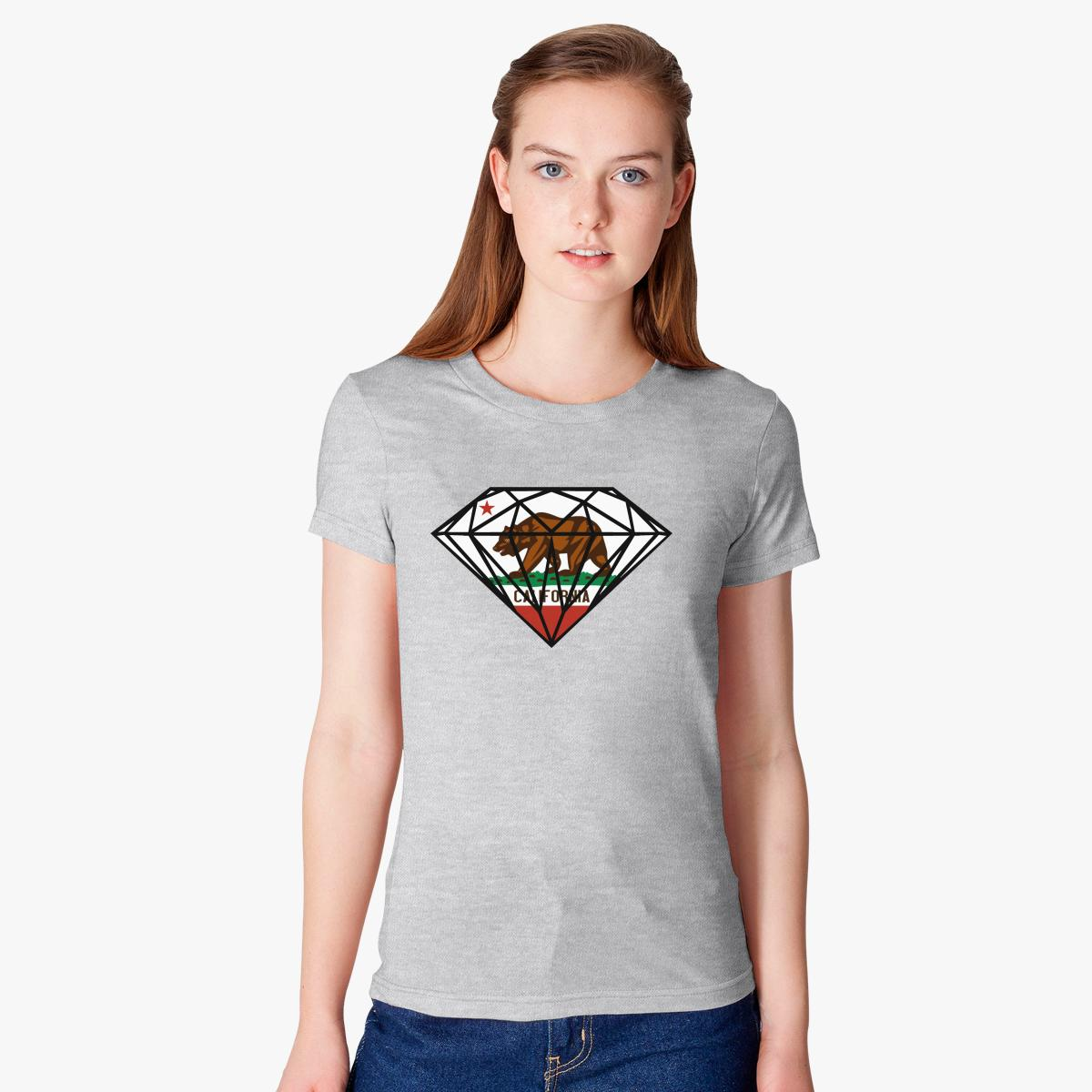 Buy California Diamond Women's T-shirt, 53748
