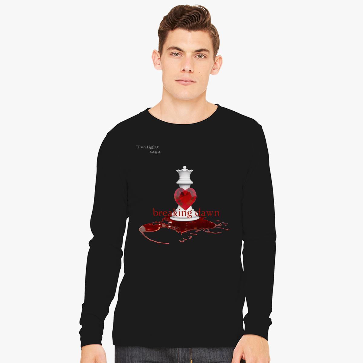 Film Twilight Manica Lunga T-shirt I0vfh9hD8B