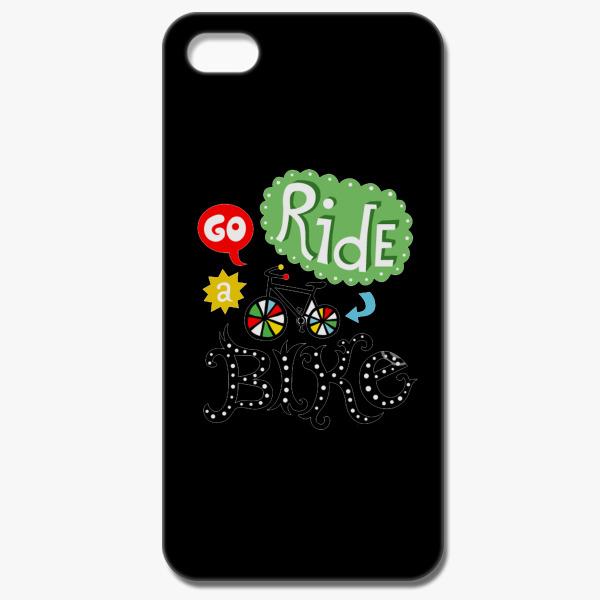 Go Ride A Bike Iphone 5c Case